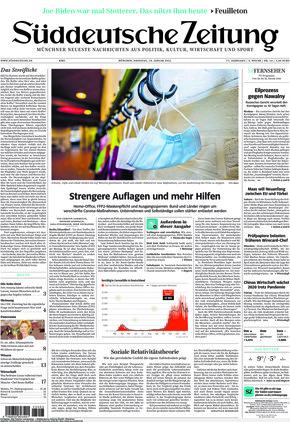 Süddeutsche Zeitung (19.01.2021)