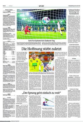 Südthüringer Zeitung (23.01.2021)