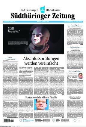 Südthüringer Zeitung (17.02.2021)