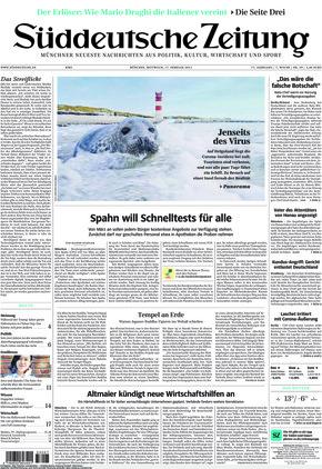 Süddeutsche Zeitung (17.02.2021)