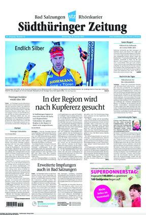 Südthüringer Zeitung (18.02.2021)