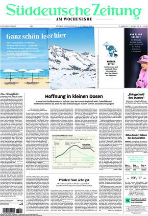 Süddeutsche Zeitung (20.02.2021)