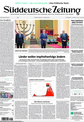 Süddeutsche Zeitung (22.02.2021)