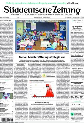 Süddeutsche Zeitung (23.02.2021)