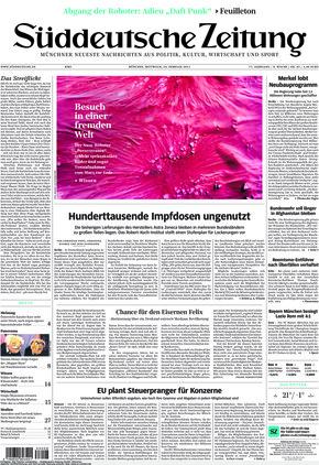 Süddeutsche Zeitung (24.02.2021)