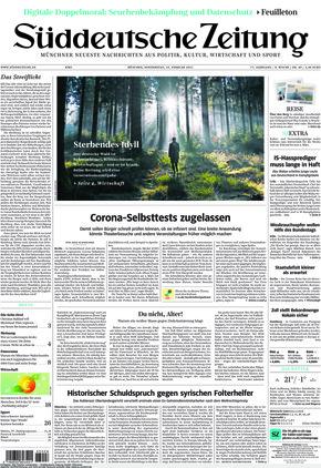 Süddeutsche Zeitung (25.02.2021)