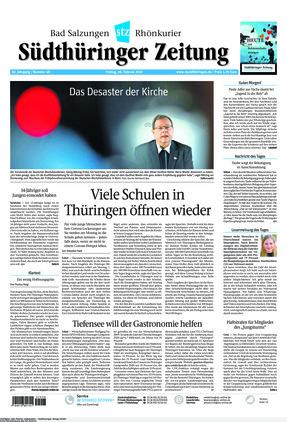 Südthüringer Zeitung (26.02.2021)
