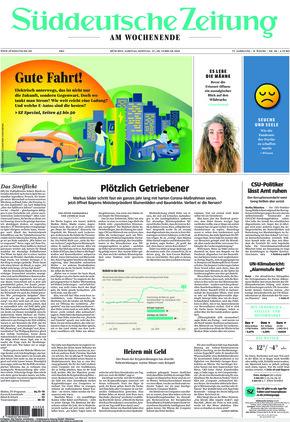 Süddeutsche Zeitung (27.02.2021)