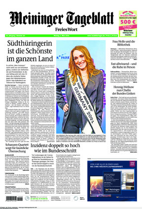 Meininger Tageblatt (01.03.2021)