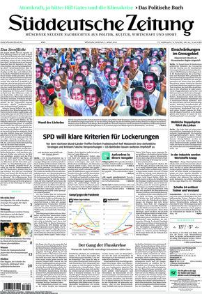 Süddeutsche Zeitung (01.03.2021)