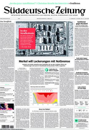 Süddeutsche Zeitung (03.03.2021)