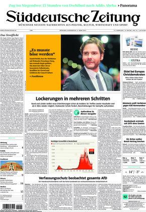 Süddeutsche Zeitung (04.03.2021)