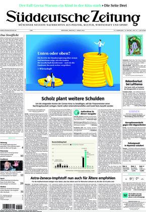 Süddeutsche Zeitung (05.03.2021)