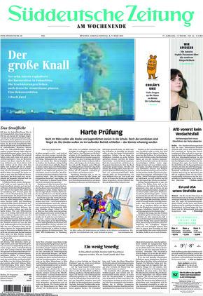 Süddeutsche Zeitung (06.03.2021)