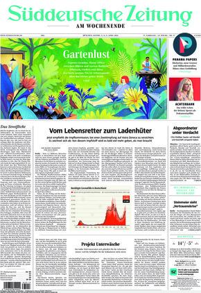 Süddeutsche Zeitung (03.04.2021)