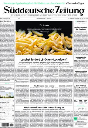 Süddeutsche Zeitung (06.04.2021)