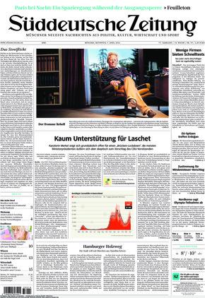 Süddeutsche Zeitung (07.04.2021)