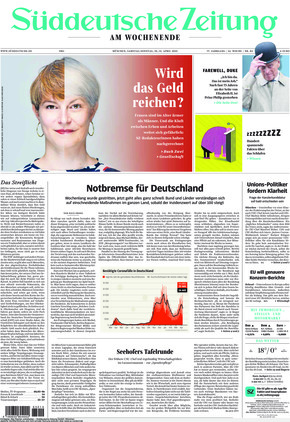 Süddeutsche Zeitung (10.04.2021)