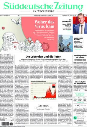 Süddeutsche Zeitung (17.04.2021)