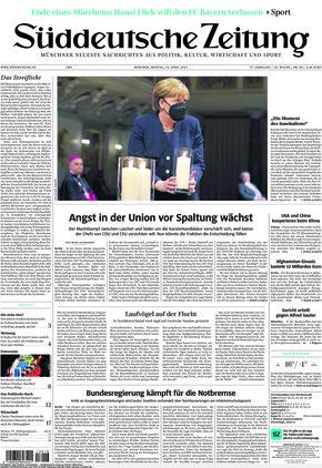 Süddeutsche Zeitung (19.04.2021)