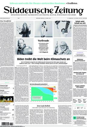 Süddeutsche Zeitung (23.04.2021)