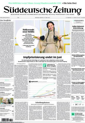 Süddeutsche Zeitung (27.04.2021)