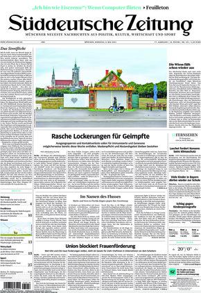 Süddeutsche Zeitung (04.05.2021)
