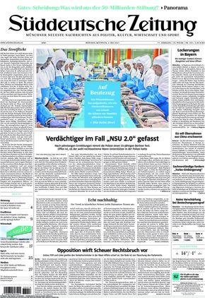 Süddeutsche Zeitung (05.05.2021)