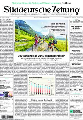 Süddeutsche Zeitung (06.05.2021)