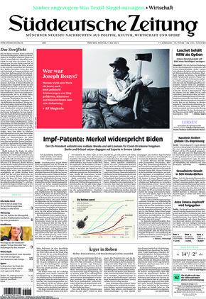 Süddeutsche Zeitung (07.05.2021)