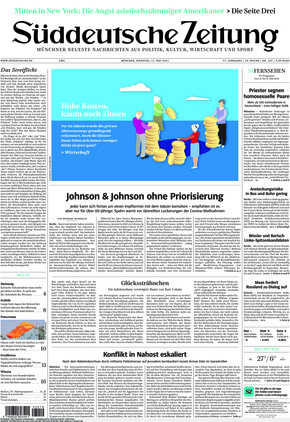 Süddeutsche Zeitung (11.05.2021)