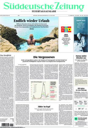 Süddeutsche Zeitung (12.05.2021)