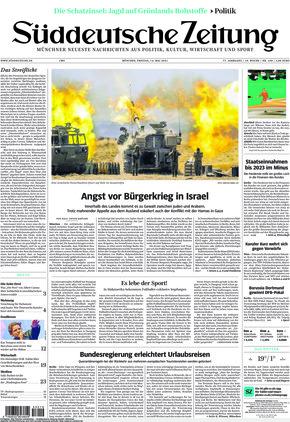 Süddeutsche Zeitung (14.05.2021)