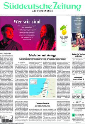 Süddeutsche Zeitung (15.05.2021)