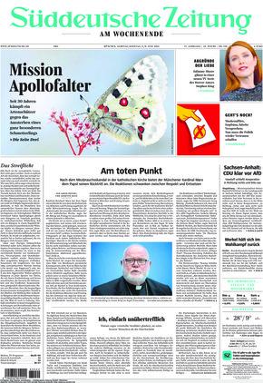 Süddeutsche Zeitung (05.06.2021)