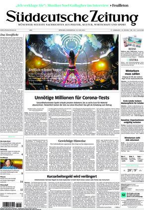 Süddeutsche Zeitung (10.06.2021)