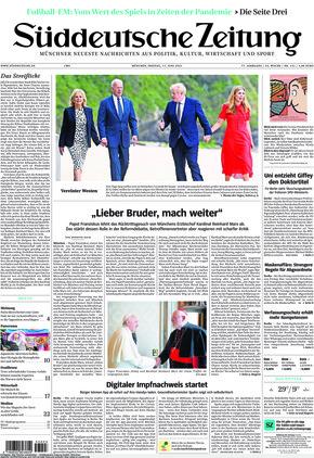 Süddeutsche Zeitung (11.06.2021)