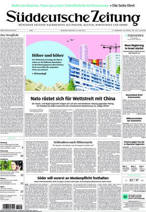 Süddeutsche Zeitung (15.06.2021)