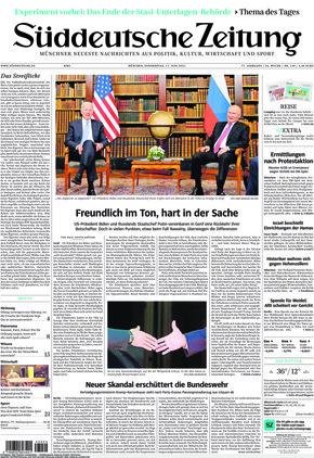 Süddeutsche Zeitung (17.06.2021)