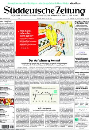 Süddeutsche Zeitung (18.06.2021)