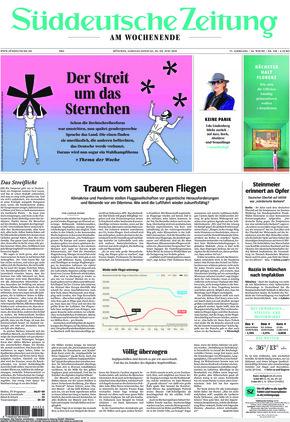 Süddeutsche Zeitung (19.06.2021)