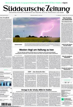 Süddeutsche Zeitung (21.06.2021)