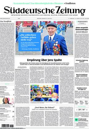 Süddeutsche Zeitung (22.06.2021)