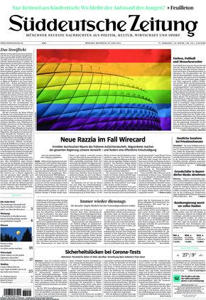 Süddeutsche Zeitung (23.06.2021)