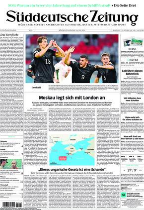 Süddeutsche Zeitung (24.06.2021)