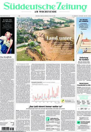 Süddeutsche Zeitung (17.07.2021)