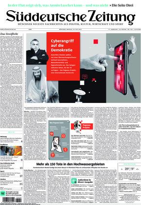 Süddeutsche Zeitung (19.07.2021)