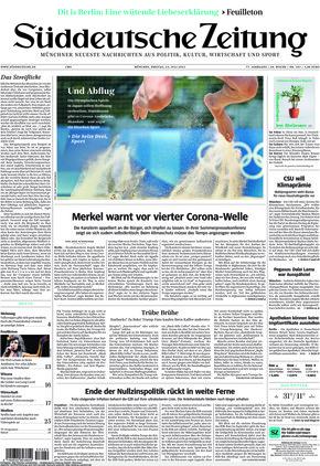 Süddeutsche Zeitung (23.07.2021)