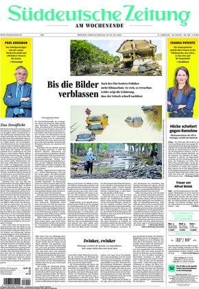Süddeutsche Zeitung (24.07.2021)