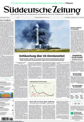 Süddeutsche Zeitung (28.07.2021)